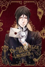 Black Butler Book Of Murder