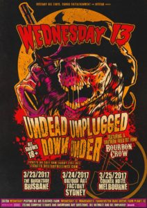 wednesday-13-unlugged